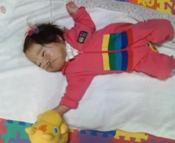 小児科受診とリハビリ