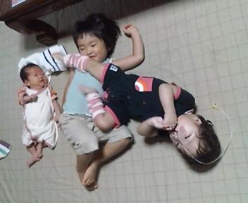 ☆三姉妹☆