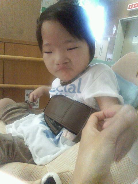 心臓内科と小児科受診